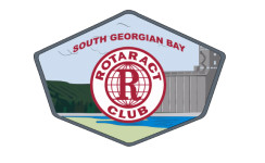 Rotaract South Georgian Bay Logo