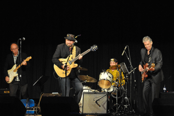 Boogie Woogie Blues Banquet Band 2014