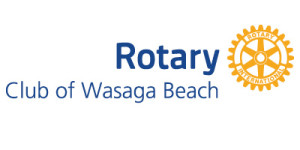 Rotary Club of Wasaga Beach Logo