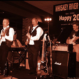 Tommy Fyfe and The Whiskey River Blues Band
