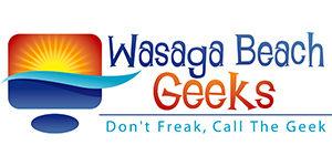 Wasaga Beach Geeks Logo