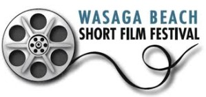 Wasaga Beach Short Film Festival Logo