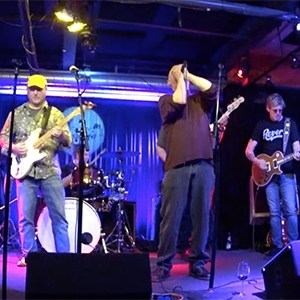 Slidewinder Blues Band